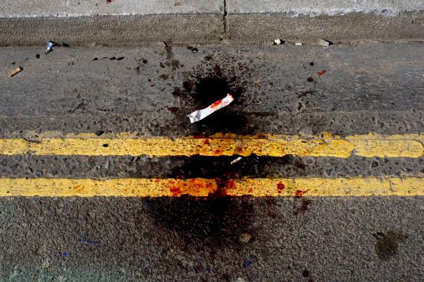 Νεκρός στην άσφαλτο 37χρονος δικυκλιστής στο Βόλο