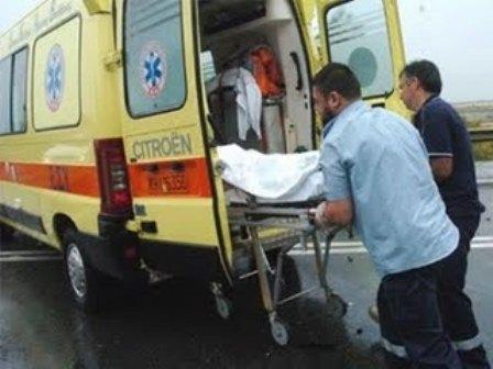 Σοβαρά τραυματίας 38χρονος Λαρισαίος σε τροχαίο