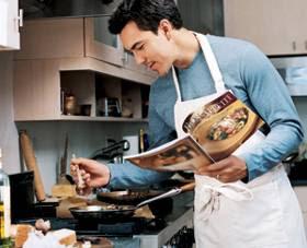 Οι δουλειές του σπιτιού κάνουν τους άνδρες πιο χαρούμενους!