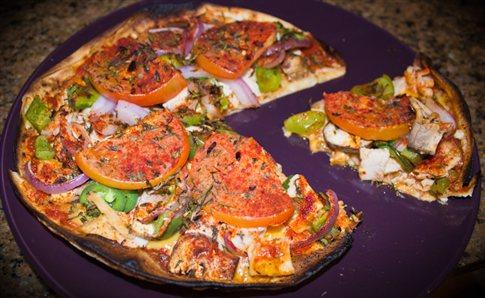 Διατροφικά ισορροπημένη πίτσα, δημιούργησε Σκοτσέζος επιστήμονας