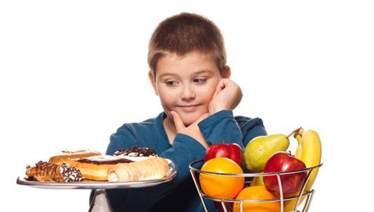 Πώς θα αλλάξω τις διατροφικές συνήθειες του παιδιού;