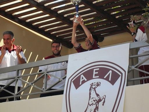 Η ΑΕΛ 2000 κατέκτησε το τουρνουά KOS FOOTBALL ACADEMY (Κ13)