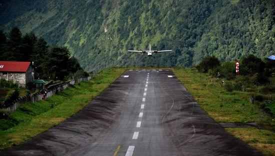 Το πιο επικίνδυνο αεροδρόμιο στον κόσμο!