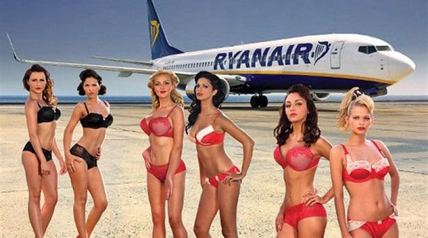 Τα κορίτσια της Ryanair (video)