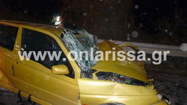 diaforetiko.gr : troxaio tebi 3 Ένας νεκρός και 13 τραυματίες από το τροχαίο στα Τέμπη