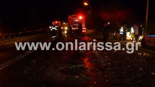 diaforetiko.gr : troxaio tebi 4 Ένας νεκρός και 13 τραυματίες από το τροχαίο στα Τέμπη