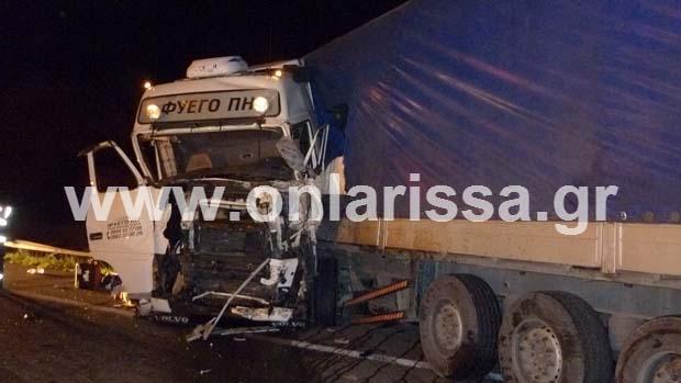 diaforetiko.gr : troxaio tebi 5 Ένας νεκρός και 13 τραυματίες από το τροχαίο στα Τέμπη