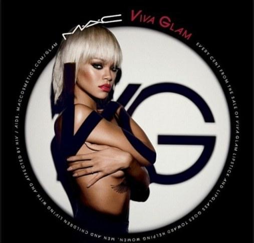 Γυμνή σε διαφήμιση η Rihanna aa4a6b6ad3d