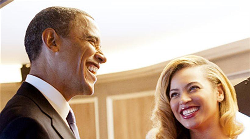Τι τρέχει με τον Ομπάμα και την Μπιγιονσέ;
