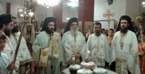 Γιόρτασαν τον Άγιο Φανούριο στις εργατικές κατοικίες της Γιάννουλης