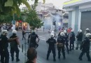 Την αστυνομία καταγγέλλει για τα χθεσινά επεισόδια η Νεολαία του ΣΥΡΙΖΑ