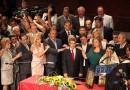 «Η δημοκρατία θα κερδίσει» είπε ο Αγοραστός στην επεισοδιακή ορκωμοσία του περιφερειακού συμβουλίου