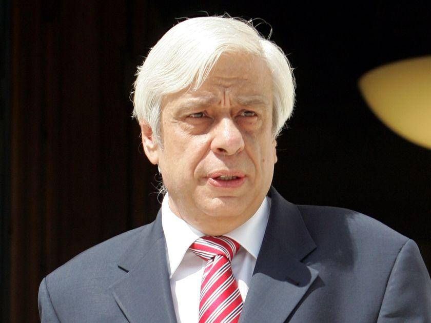 Ο Προκόπης Παυλόπουλος υποψήφιος για πρόεδρος της Δημοκρατίας