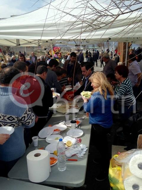 Κρήτη: Το αδιαχώρητο στον Καράβολα για τα Κούλουμα