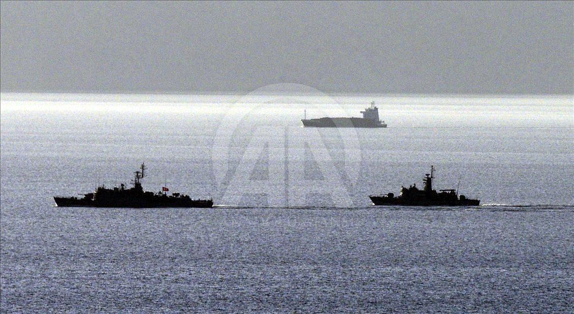 Οι Τούρκοι βγάζουν το «Τσεσμέ» στο Αιγαίο