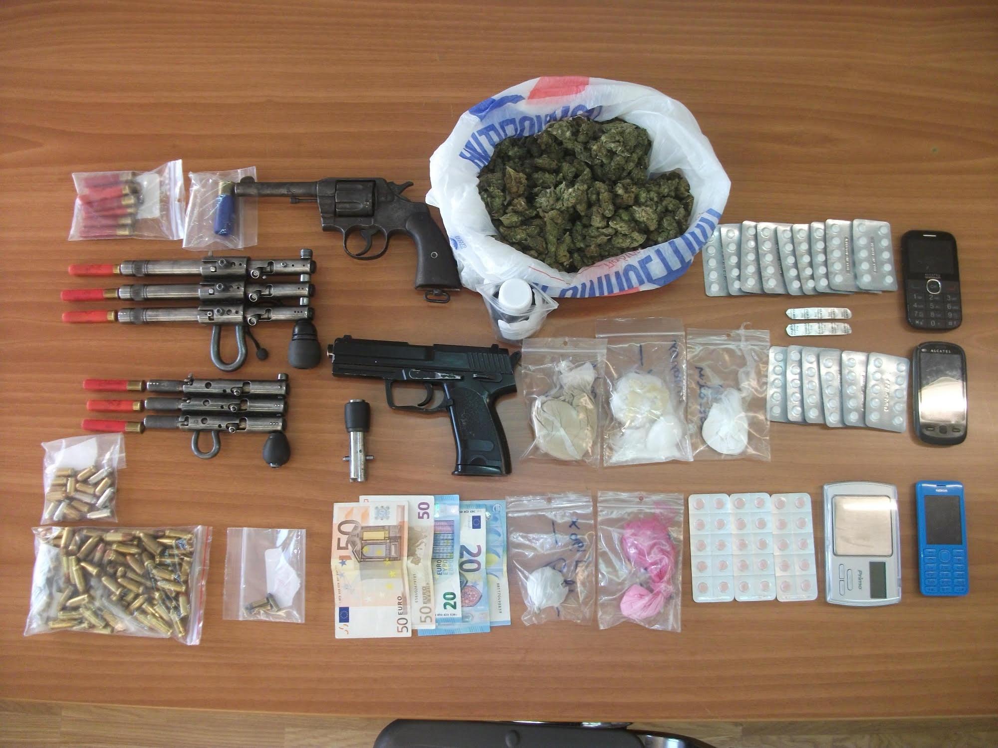 Συνελήφθη Αλβανός για διακίνηση ναρκωτικών - Έκρυβε ηρωίνη, κοκαΐνη και κάνναβη