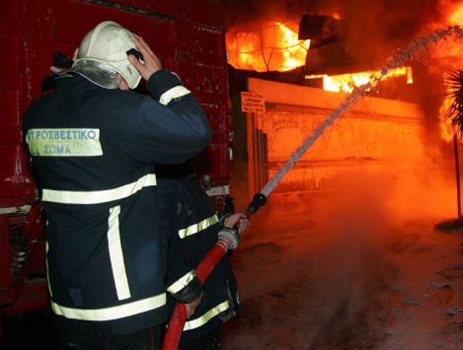 Τραγωδία: Νεκρό 9χρονο κορίτσι μετά από φωτιά!
