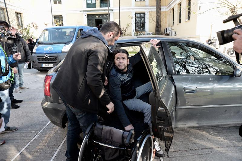 Έγκλημα στο Μοσχάτο: «Σκότωσα τον Μάριο μέσα στο πρακτορείο» είπε ο Παραολυμπιονίκης στη μάνα του