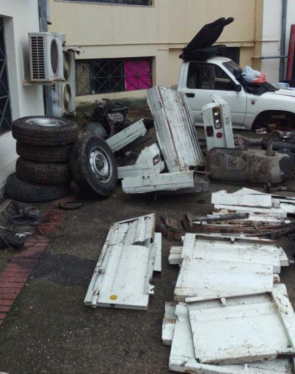 Ημαθία: Εξαρθρώθηκε σπείρα που έκλεβε φορτηγά