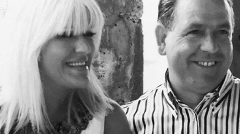 Ο Δημήτρης Γραικός με τη σύζυγό του σε παλιές, ευτυχισμένες μέρες