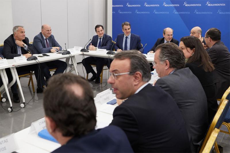 Μητσοτάκης: Θα «μείνει πίσω» όποιος θέλει συμβιβασμό με τους τυχοδιώκτες του ΣΥΡΙΖΑ
