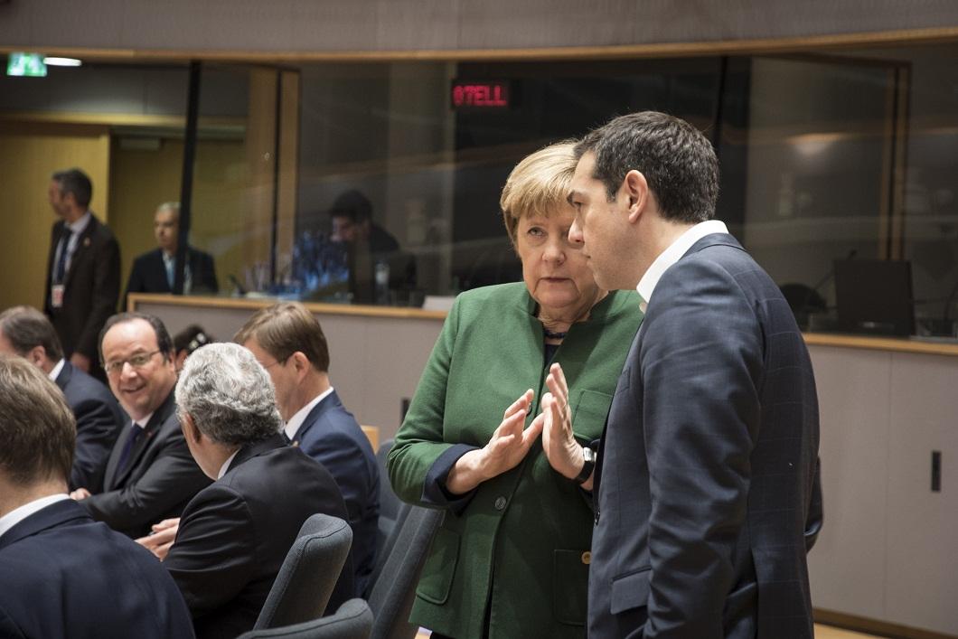 Τσίπρας: Πιο αισιόδοξη κι από μένα η Μέρκελ για την επίτευξη συμφωνίας