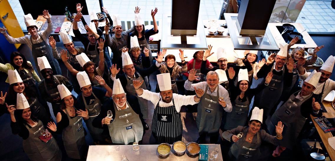 Φωτογραφίες: Ελληνικές γεύσεις για την προώθηση του τουρισμού στο Βέλγιο