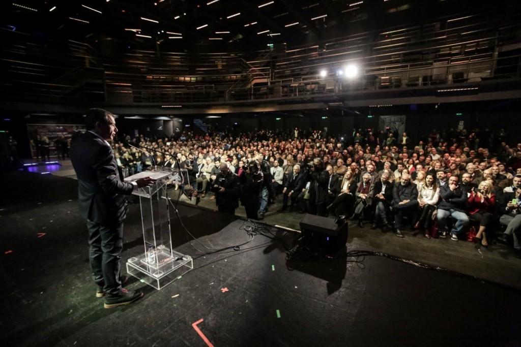 Θεοδωράκης: Δεν εγκαταλείπουμε το Ποτάμι - «Όχι» σε αυτοδυναμίες και συνεργασίες με «παλιά εικονίσματα»