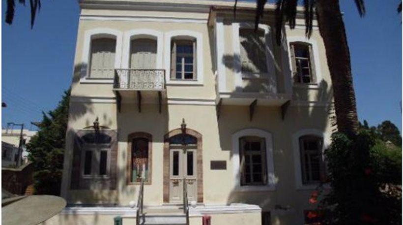 Το ναυτικό μουσείο Χίου