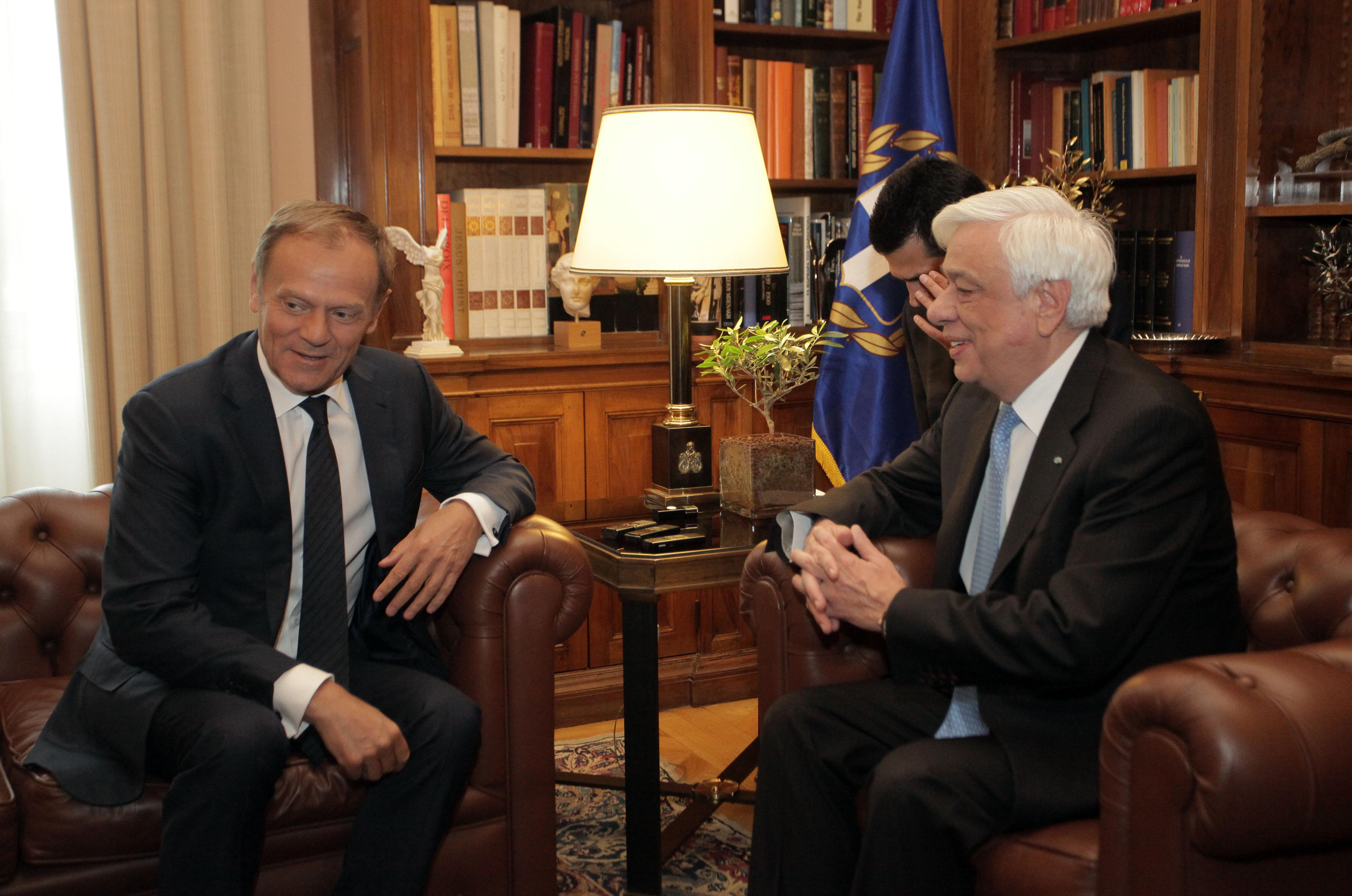 Παυλόπουλος: Η ΕΕ να θυμάται ότι δεν θα ήταν ίδια χωρίς την Ελλάδα στους κόλπους της