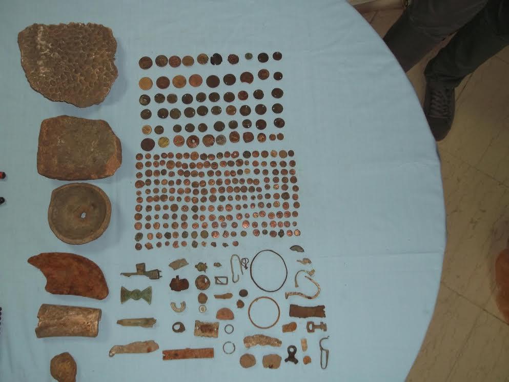 Πλήθος αρχαία στην κατοχή 58χρονου στα Γρεβενά