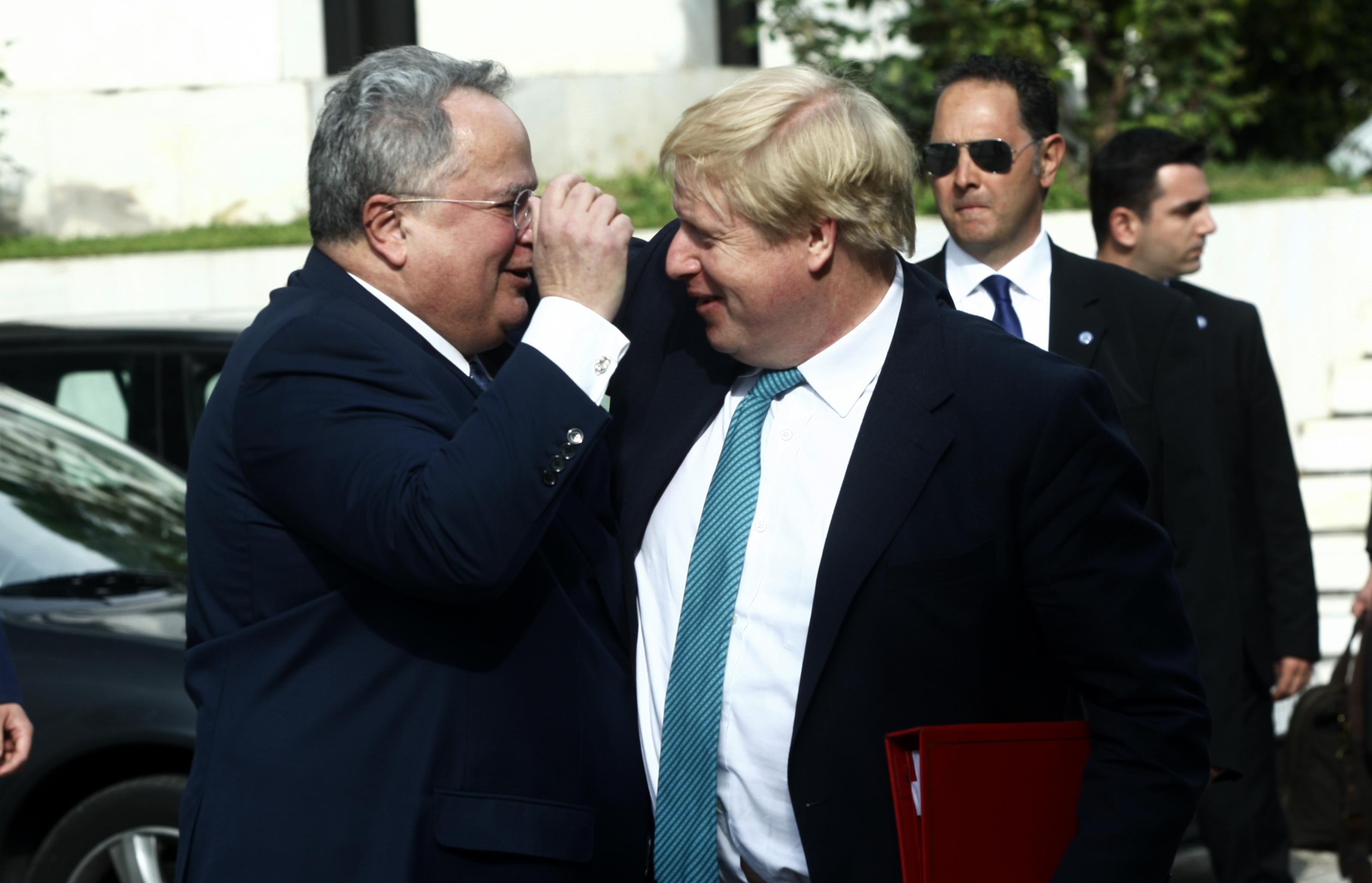 Κοτζιάς: Σεβασμός στο Brexit, αιχμές για την Ευρωπαϊκή Ένωση