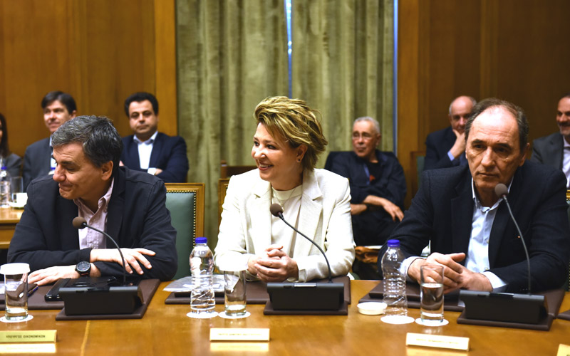 Επιτάχυνση και πρωτοβουλίες ζήτησε ενόψει της συμφωνίας ο Τσίπρας