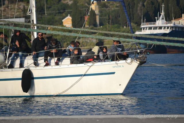 «Χαρά και τιμή μας» να φιλοξενήσουμε μετανάστες, λέει ο αντιπεριφερειάρχης Κεφαλονιάς