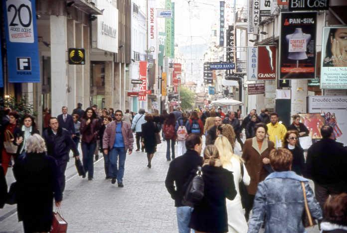 c80a342451 «Ανοιχτά όλες τις Κυριακές τα καταστήματα» στη συμφωνία με τους δανειστές.  Πρεμιέρα σήμερα του Πασχαλινού ωραρίου για την αγορά της Λάρισας.