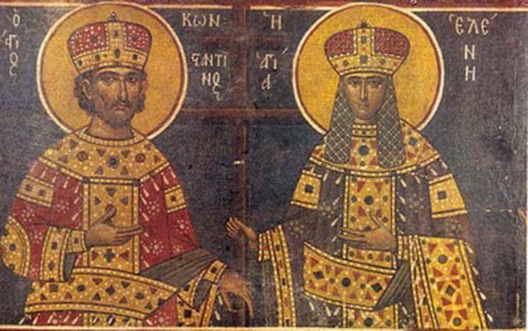 Εκδηλώσεις για τους Αγίους Κωνσταντίνο και Ελένη στο Συκούριο