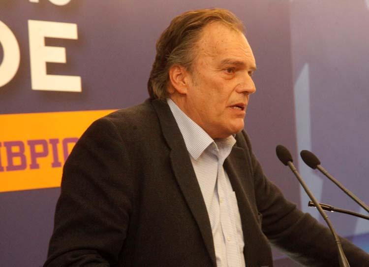 Στη Λάρισα σήμερα ο γενικός γραμματέας Εργασίας, Ανδρέας Νεφελούδης