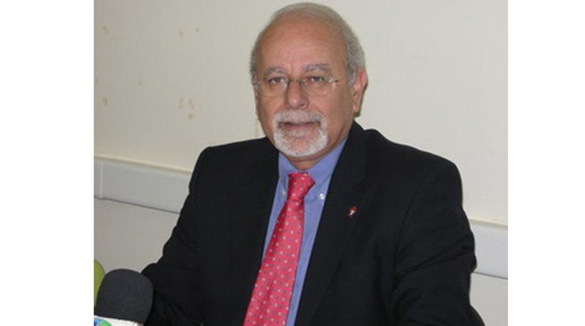 Ο πρώην περιφερειάρχης Ηλείας Χαράλαμπος Καφύρας