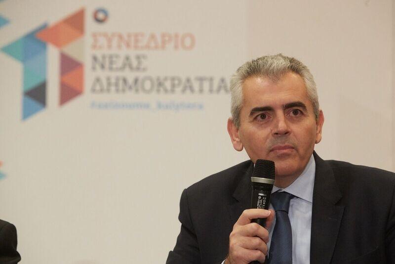 Διευρυμένη Συνεδρίαση τα μέλη του Τομέα Εσωτερικών της ΝΔ στη Θεσσαλία