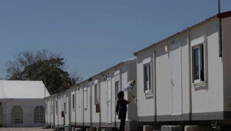 Συμπλοκή μεταξύ προσφύγων στο Κουτσόχερο- Ένας τραυματίας από χτύπημα με μαχαίρι