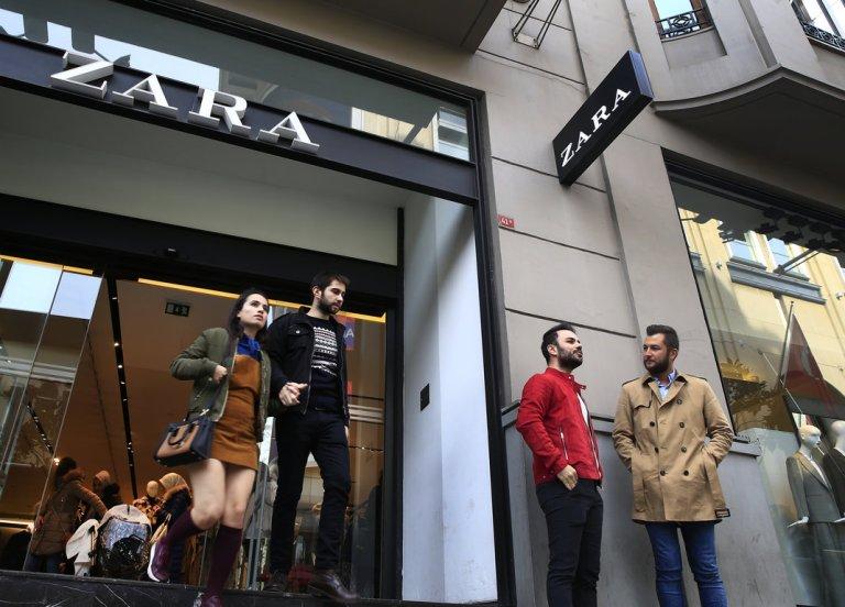19de9e6bd75 Η μεγάλη αλλαγή των Zara στα καταστήματα -Τι θα δούμε για πρώτη φορά