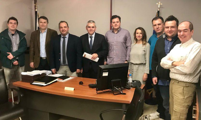 """Χαρακόπουλος: """"Αλλαγή ΕΦΚΑ, μείωση ΕΝΦΙΑ, μέτρα τόνωσης οικοδομής"""""""
