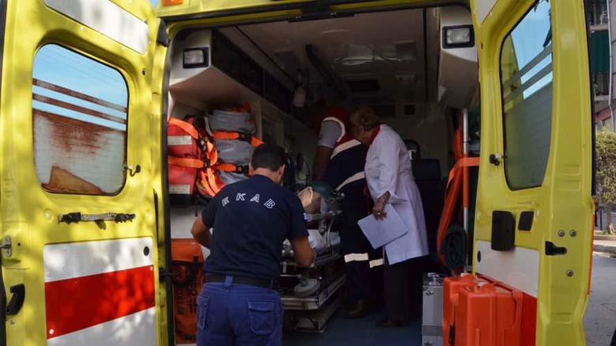 Διασώστες του ΕΚΑΒ έσωσαν τρίχρονο παιδί από πνιγμό  στη Γιάννουλη Λάρισας