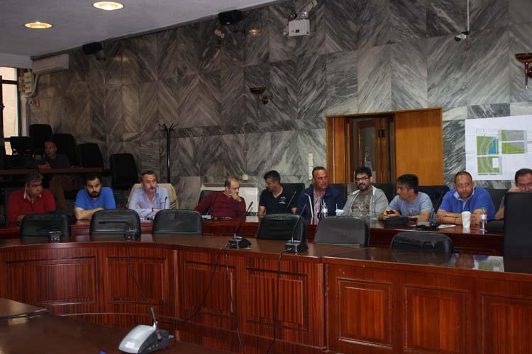 Από την πλευρά του ο δήμαρχος Λαρισαίων κ. Καλογιάννης έκανε λόγο για άψογη  συνεργασία του Δήμου με την ΕΠΣΛ c0fe91fb99d