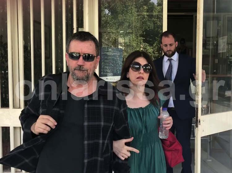 Ξέσπασε σε λυγμούς η Άβα Γαλανοπούλου για την υπόθεση με τον πρώην σύντροφό της - Στο πλευρό της ο Σπύρος Παπαδόπουλος (vid)