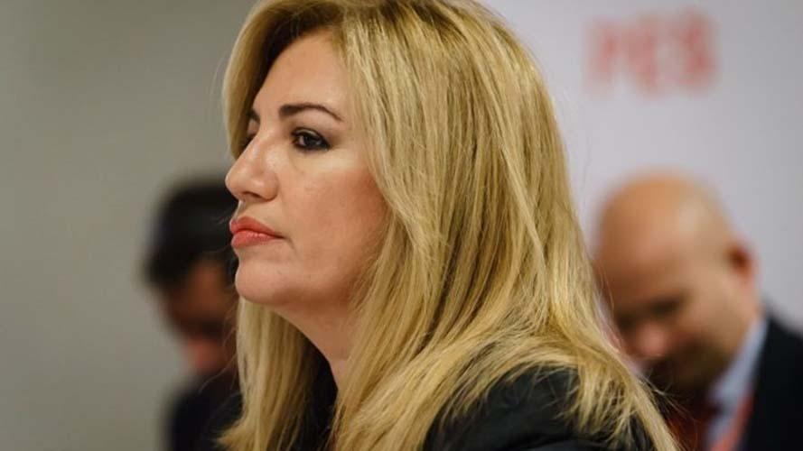 Η Γεννηματά θα συναντηθεί με τους Βορειοελλαδίτες βουλευτές της ΔΗΣΥ για το Σκοπιανό