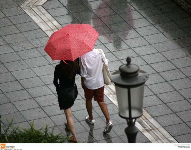 Καιρός: Κυριακή για… σπίτι με βροχές και καταιγίδες!