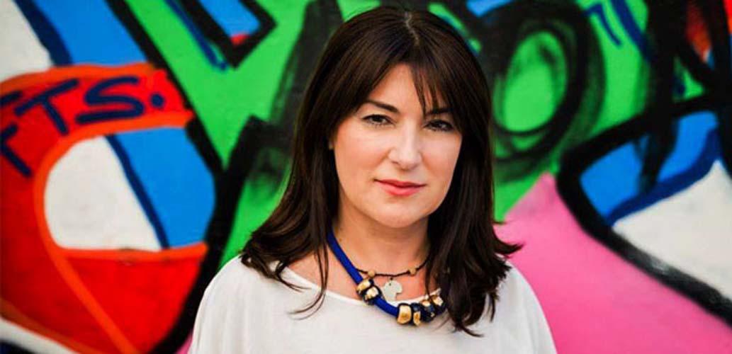 Η συγγραφέας Ελένη Αναστασοπούλου παρουσιάζει «Το σανταλάκι και άλλες περιπέτειες» στο Olympus Tunnel Festival Αιγάνης
