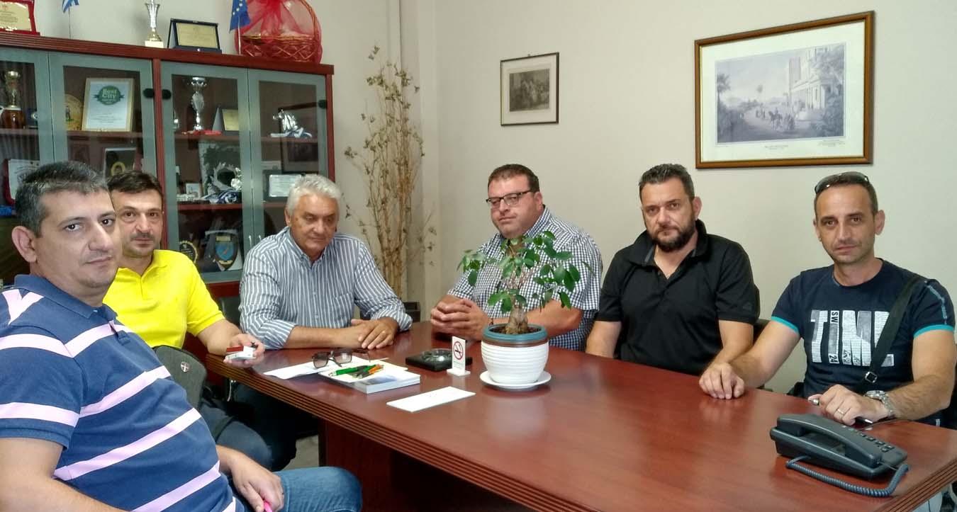 Αντίθετη αστυνομία και δήμος Τεμπών στη δημιουργία νέου προσφυγικού καταυλισμού στο Κυψελοχώρι