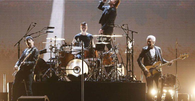 Οι U2 απέσπασαν τα περισσότερα έσοδα στις ΗΠΑ από περιοδεία το 2017
